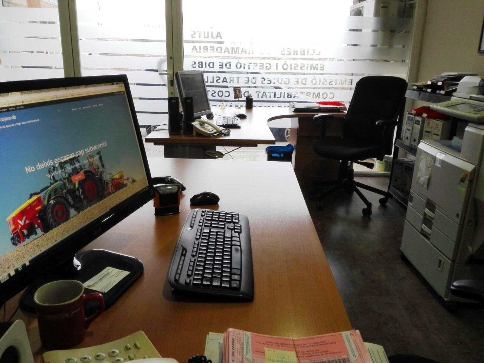 Agro oportunitats lleida for Oficina gestio empresarial
